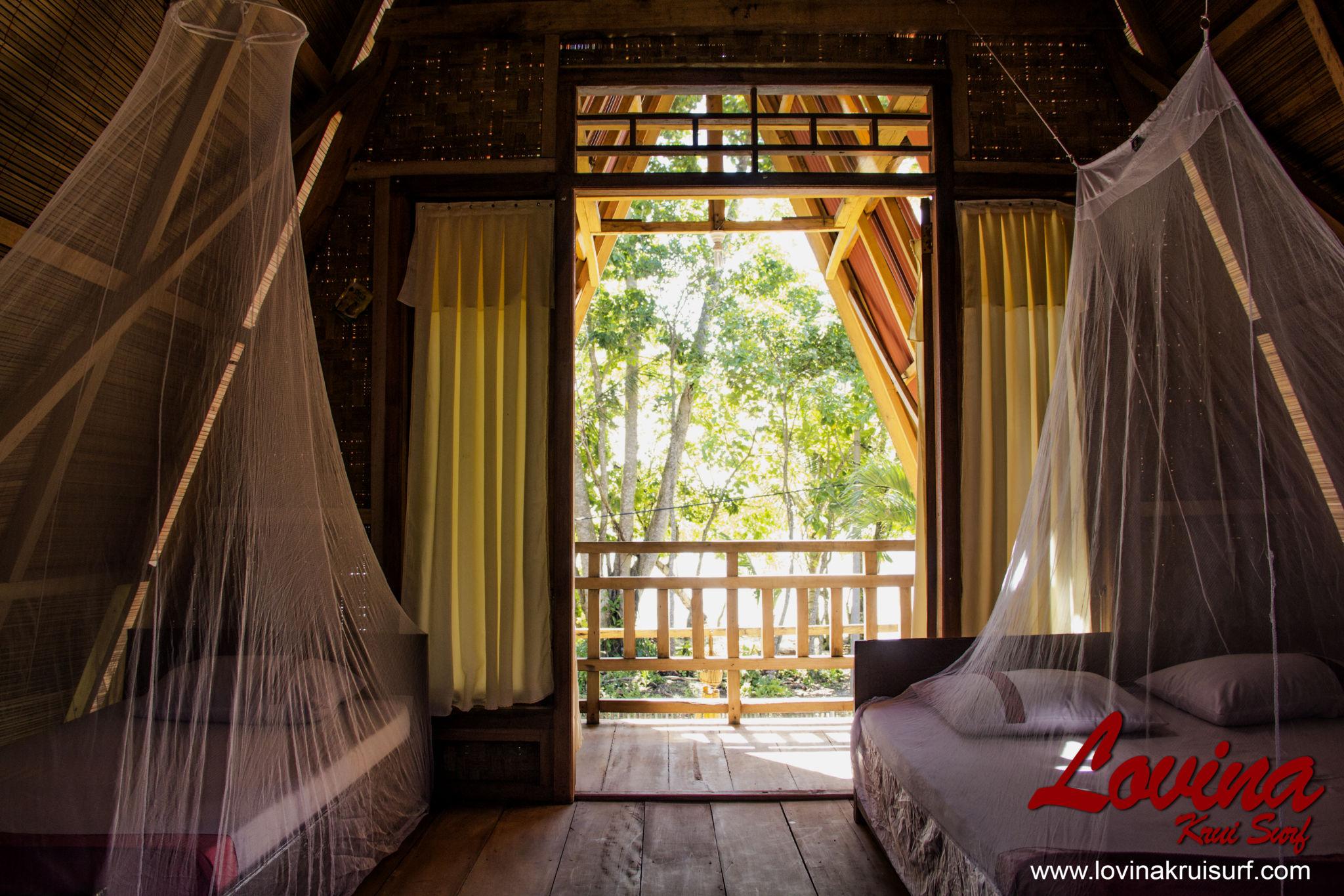 L3 double single bedroom lovina krui surf for Bedroom 80 humidity